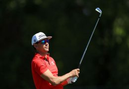 Cabrera Bello avoids water to set pace with 65 at Bay Hill