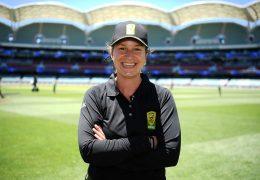 "Australia's Claire Polosak said it was a ""special day"""