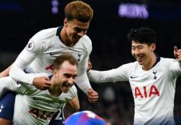 Tottenham reaveals record holding £113 million in profits.