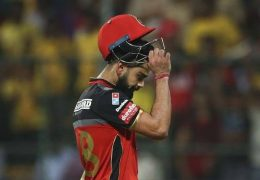 Virat upsets IPL fans…. RCB looses straight 6 matches