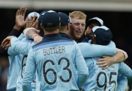 Cricket World Cup 2019 England beat South Africa by 104 runs