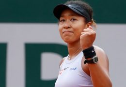 French Open 2019 Osaka reaches third round with win over Victoria Azarenka