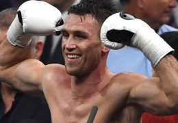 Smith to defend WBA title against Hassan N'Dam