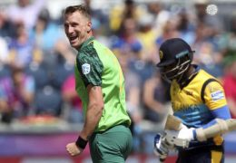 World Cup 2019: South Africa chasing 204 to beat Sri Lanka