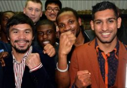 Amir Khan eyes Manny Pacquiao super-fight in bid to make Saudi Arabia boxing's new big fight capital