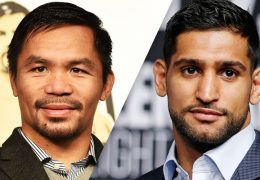 Manny Pacquiao's denies Amir Khan claims over Saudi Arabia bout