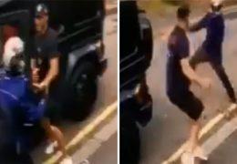 Arsenal's Mesut Ozil and Sead Kolasinac attacked by carjackers in London