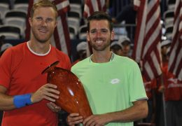 Atlanta Open: Dom & Austin beat Bryan brothers to win doubles