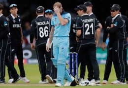 World Cup 2019 Final: New Zealand v England goes to super over to decide