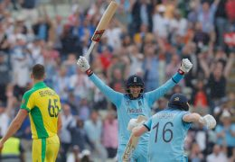England thrash Australia by 8 wickets to reach World Cup final