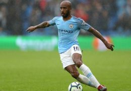 Fabian Delph joins Everton from Man City on three year deal