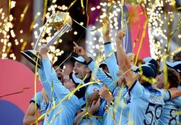 England win Cricket World Cup final after super-over