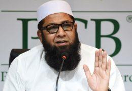 PCB Chief Selector Inzamam-ul-Haq resigns