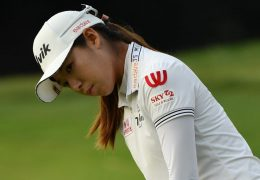 Lee Mi-hyang takes lead at Evian Championship after Second Round