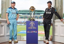 World Cup 2019 Final : New Zealand win the toss and elect to bat first against England