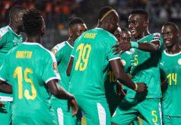 Senegal beat Tunisia to reach AFCON 2019  final