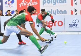 Bangladesh get maiden win in Indoor Hockey beat Philippines 9-0
