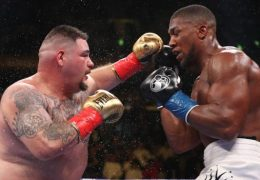 Anthony Joshua v Andy Ruiz Jr: Rematch might be in New York or Cardiff