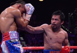Pacquiao beats Thurman, wins WBA Super welterweight title