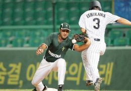 Pakistan thrash India to reach West Asia Baseball Cup final in Colombo