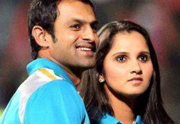 Sania Mirza applauds Shoaib Malik for his services for Pakistan
