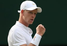 Washington Open: Edmund beats Tsonga to reach  Quarter-Finals