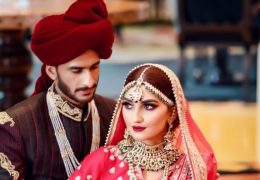 Hassan Ali's wedding with Dubai-based Indian girl Samiya