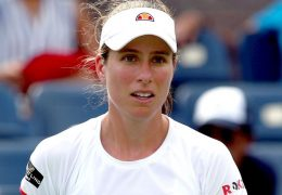 Johanna Konta 'grown as a player' since losing to Karolina Pliskova