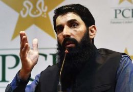 Appointment of Misbah-ul-Haq as chief selector, head coach challenged in LHC