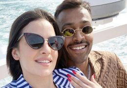Hardik Pandya gets engaged to girlfriend Natasa Stankovic, see photos