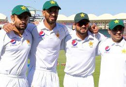 Green Caps clinch the historical Karachi test