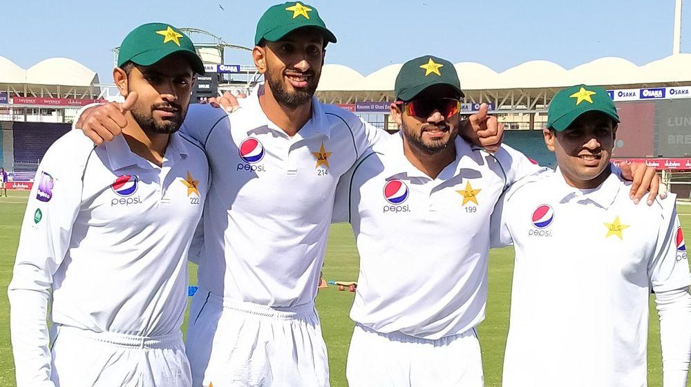 Karachi Green Caps