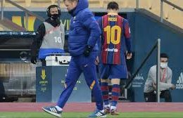 Lionel Messi Banned For Two Matches After Historic Barcelona Red Card