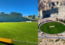 ICC names Gwadar cricket stadium one of the most beautiful stadiums