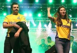 Mahira Khan to be Peshawar Zalmi brand ambassador