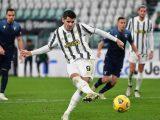 Juventus fight back as Morata scores twice against Lazio